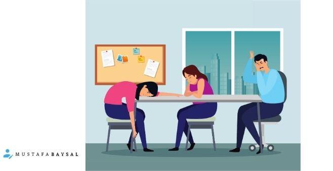sağlık nedeniyle işten ayrılma