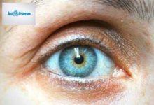 mavi renkli göz